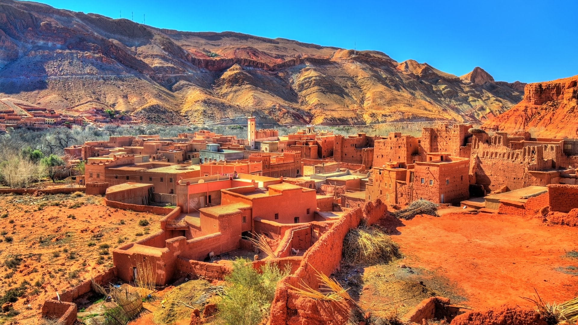 explore morocco starting from marrakech