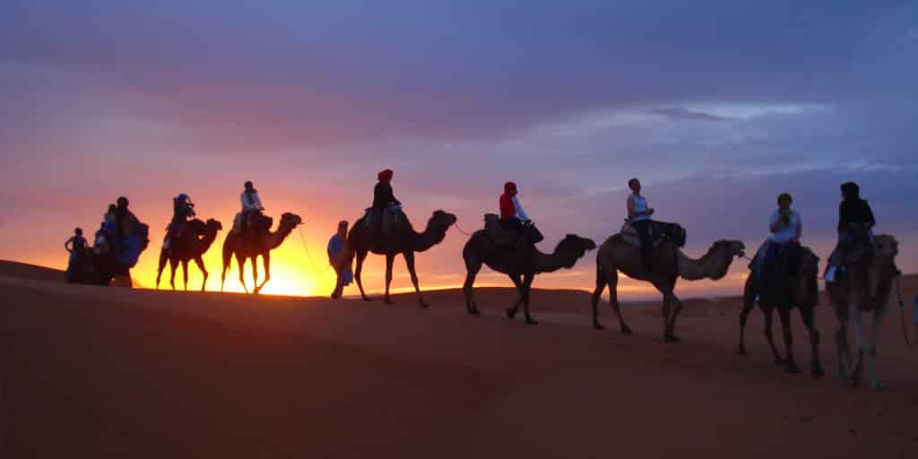 tips for travelto morocco
