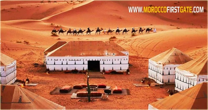 Marrakech Shared Sahara Desert Trips
