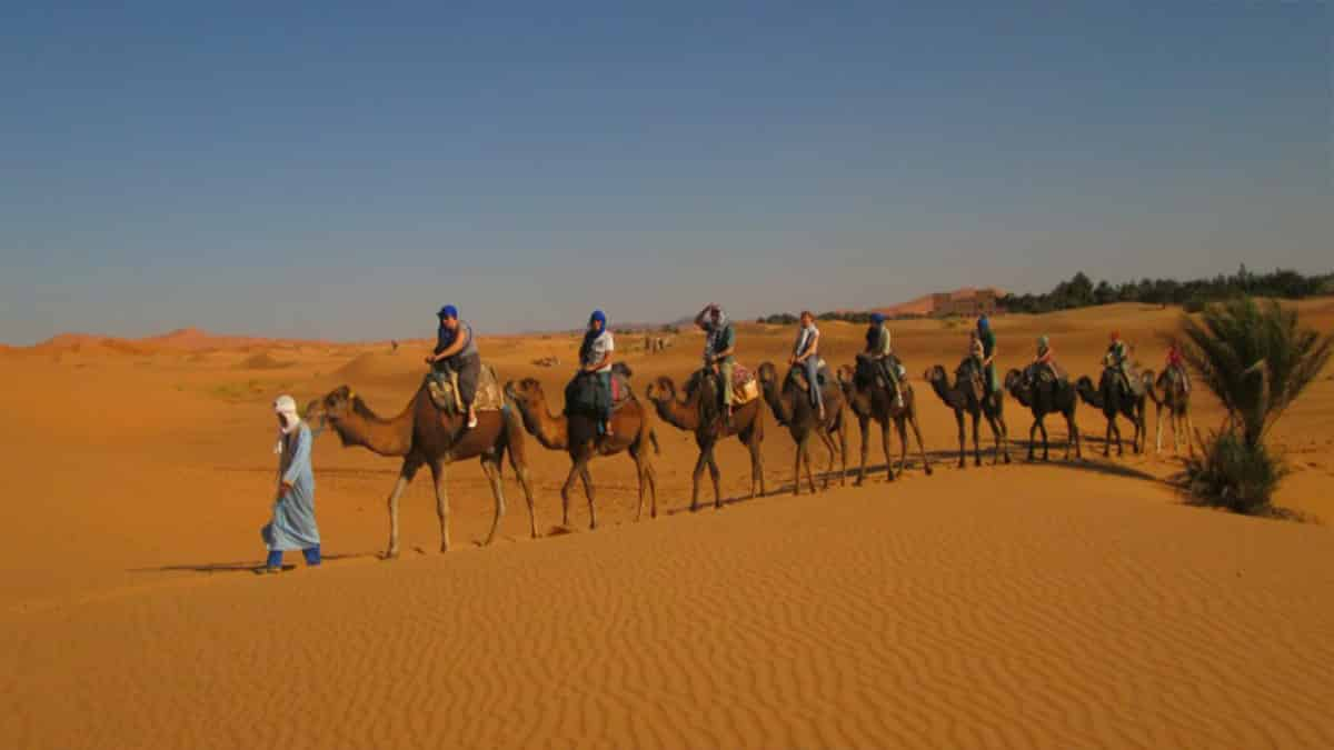 3 days Shared Marrakech desert tour